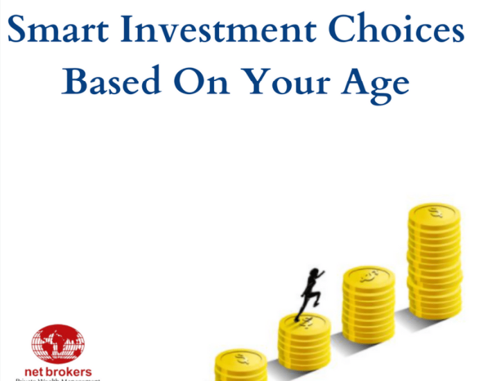 Smart investment choices based on your age allocation