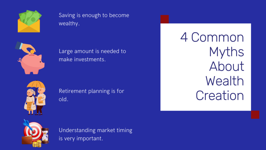 Myths about wealth creation